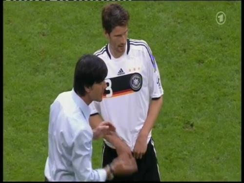 Joachim Löw – Germany v Serbia (2008) 11
