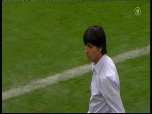 Joachim Löw – Germany v Serbia (2008) 9
