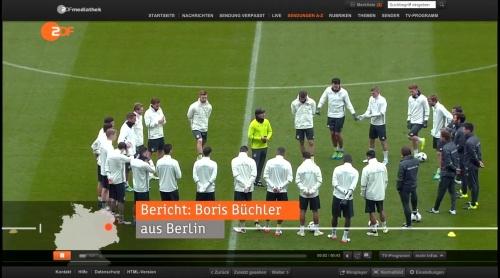 Joachim Löw – heute sport - 25-03-16 2