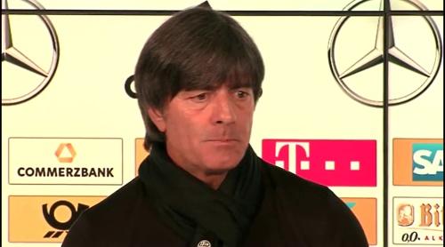Joachim Löw – PK DEU-ITA 4