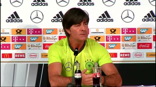 Joachim Löw – press conference 23-03-16 18