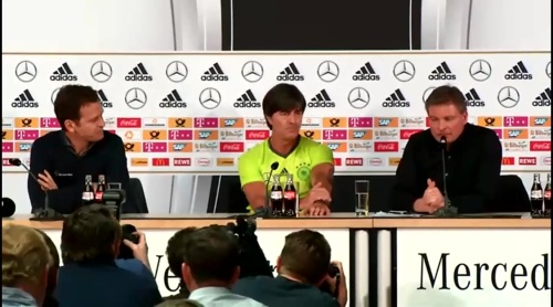 Joachim Löw – press conference 23-03-16 2