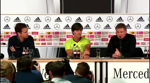 Joachim Löw – press conference 23-03-16 2