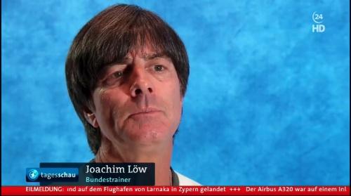 Joachim Löw – Tageschau 29-03-16 1