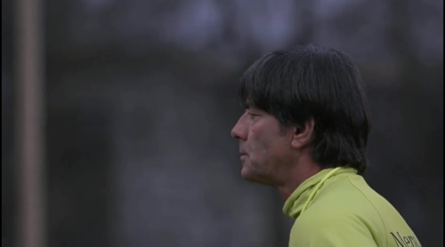 Joachim Löw – Training in Berlin