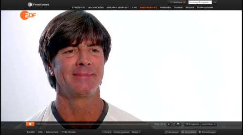 Joachim Löw – ZDF Interview 25-03-16 1