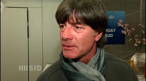 Joachim Löw interview 3-3-16 3