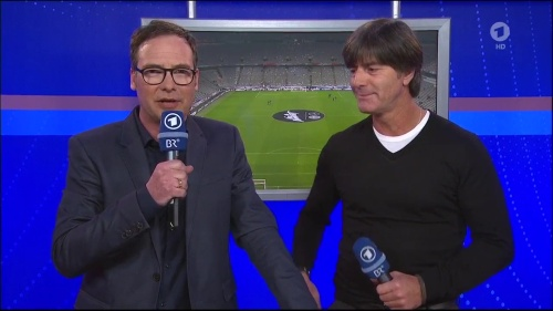 Joachim Löw - post-match interview – Deutschland v Italien 12