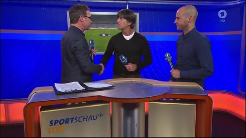 Joachim Löw - post-match interview – Deutschland v Italien 15