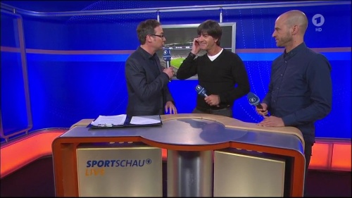 Joachim Löw - post-match interview – Deutschland v Italien 3