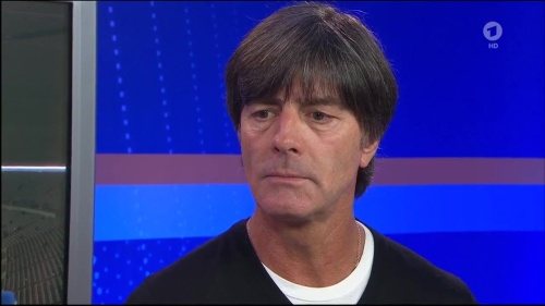 Joachim Löw - post-match interview – Deutschland v Italien 4