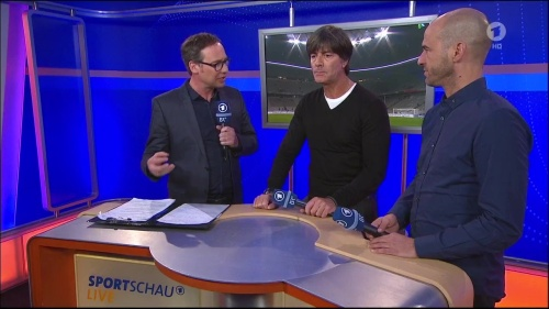 Joachim Löw - post-match interview – Deutschland v Italien 5