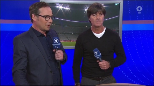 Joachim Löw - post-match interview – Deutschland v Italien 7