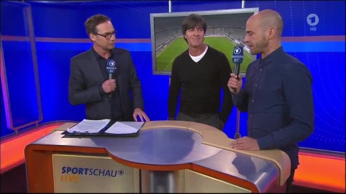 Joachim Löw - post-match interview – Deutschland v Italien 8