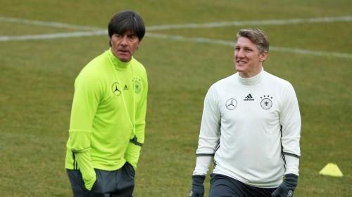 Jogi & Schweinsteiger 1