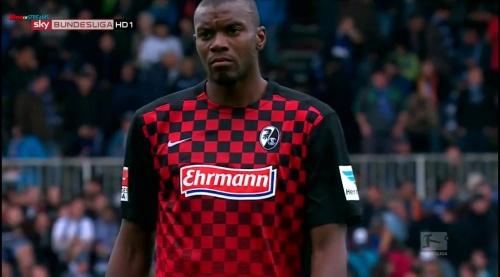 Karim Guede - Karlsruher SC v SC Freiburg 1