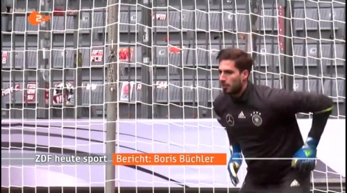 Kevin Trapp - ZDF heute 28-03-16