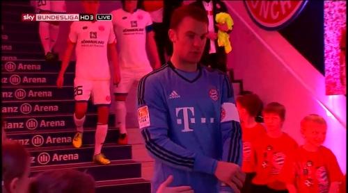 Manuel Neuer – Bayern München v Mainz 2