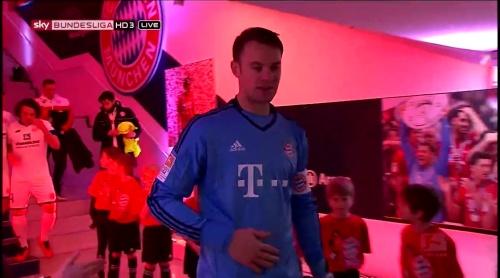 Manuel Neuer – Bayern München v Mainz 3