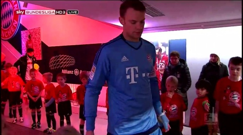 Manuel Neuer – Bayern München v Mainz 4