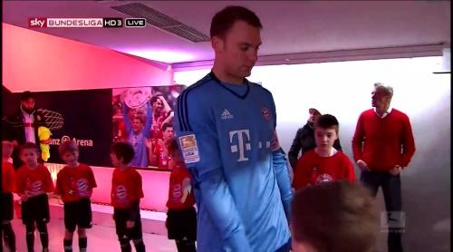 Manuel Neuer – Bayern München v Mainz 5