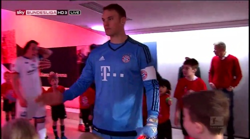 Manuel Neuer – Bayern München v Mainz 6