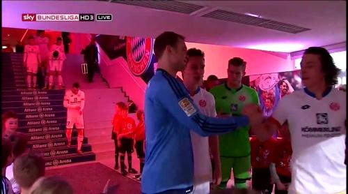 Manuel Neuer – Bayern München v Mainz 9