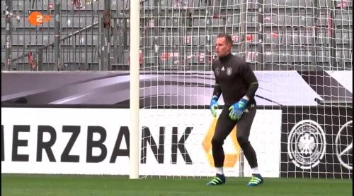 Marc-Andre ter Stegen - ZDF heute 28-03-16