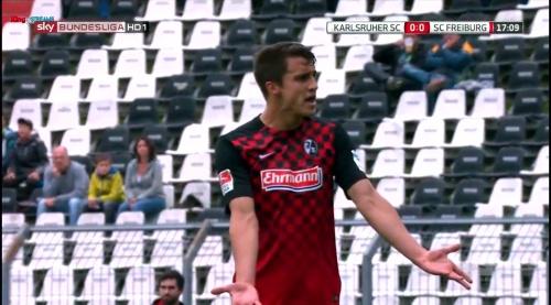 Marc-Oliver Kempf - Karlsruher SC v SC Freiburg 1