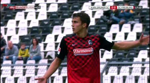 Marc-Oliver Kempf - Karlsruher SC v SC Freiburg 2