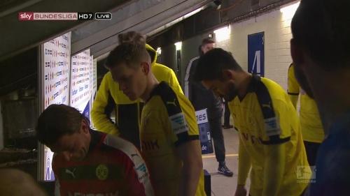 Matthias Ginter - Darmstadt v Dortmund 1