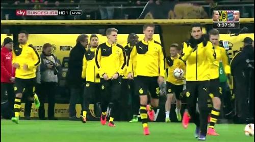 Matthias Ginter – Dortmund v Bayern