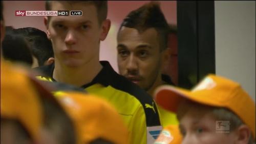 Matthias Ginter – Mainz v Dortmund 1