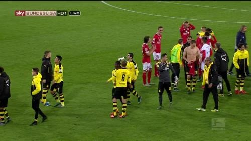 Matthias Ginter – Mainz v Dortmund 14