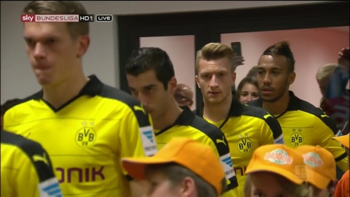 Matthias Ginter – Mainz v Dortmund 2