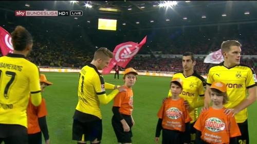 Matthias Ginter – Mainz v Dortmund 3