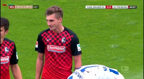 Maximilian Philipp - Karlsruher SC v SC Freiburg 1