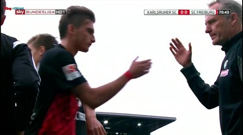 Maximilian Philipp - Karlsruher SC v SC Freiburg 2