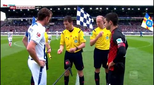 Mensur Mujdza - Karlsruher SC v SC Freiburg 3