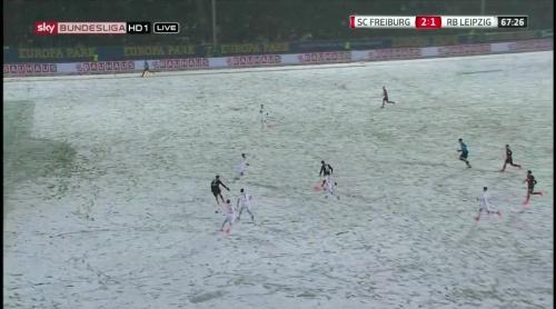 Niederlechner goal - SCF v RBL 1