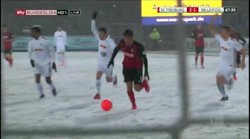 Niederlechner goal - SCF v RBL 2