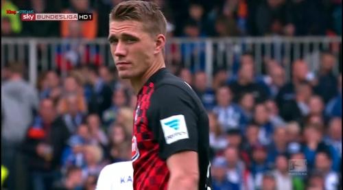 Nils Petersen – Karlsruher SC v SC Freiburg 1