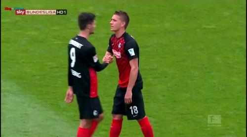 Nils Petersen – Karlsruher SC v SC Freiburg 10