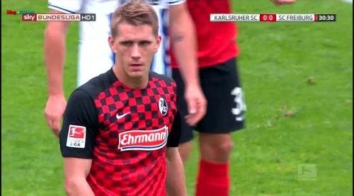 Nils Petersen – Karlsruher SC v SC Freiburg 3