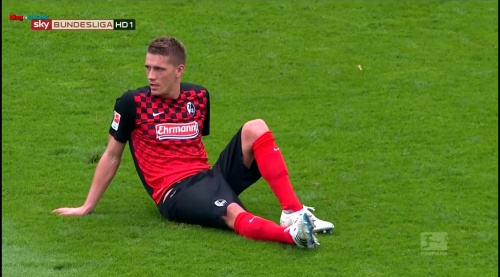 Nils Petersen – Karlsruher SC v SC Freiburg 9