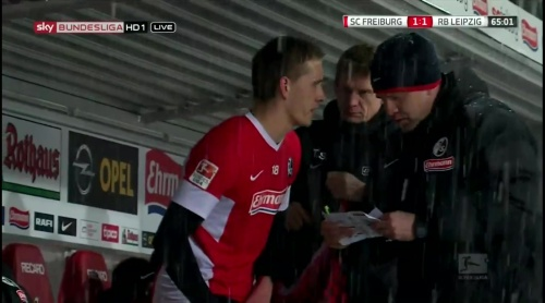 Nils Petersen - SCF v RBL 1