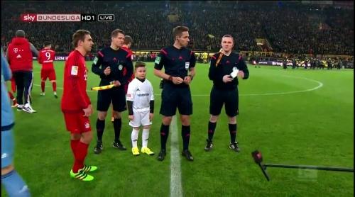 Philipp Lahm – Dortmund v Bayern 2
