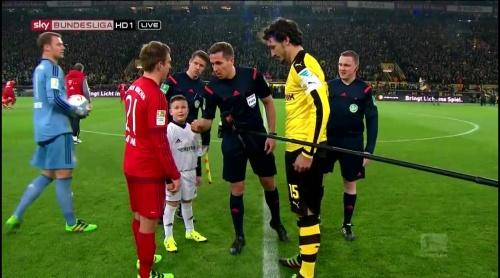 Philipp Lahm – Dortmund v Bayern 3