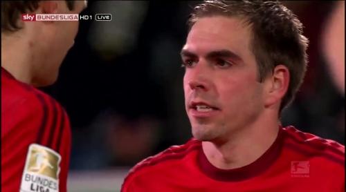 Philipp Lahm – Dortmund v Bayern 5