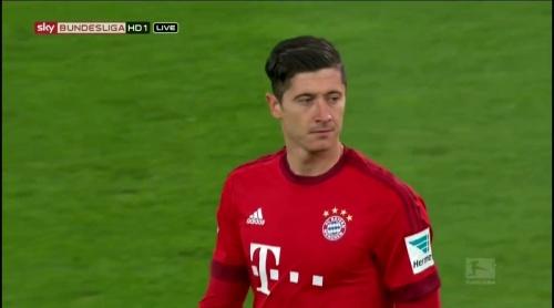 Robert Lewandowksi – Dortmund v Bayern 2